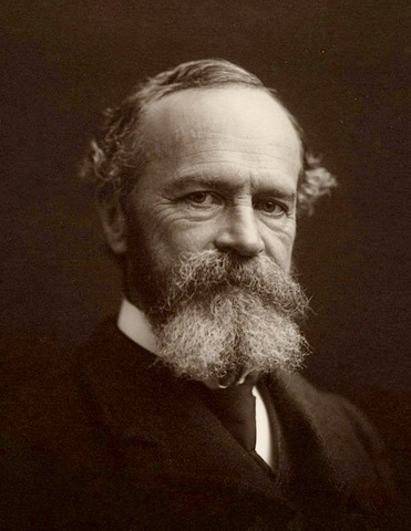 """William James """"Father of Psychology"""" (1842-1910)"""