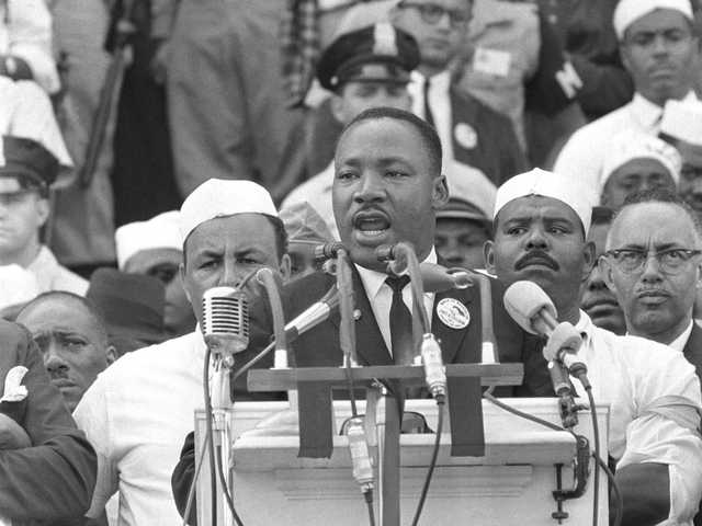 'I Have A Dream' Speech