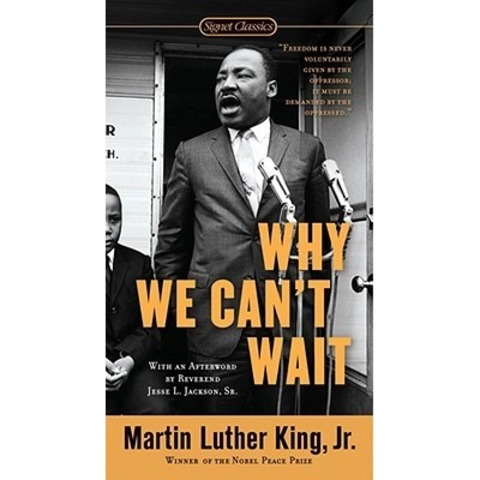 'Why We Can't Wait' is Published