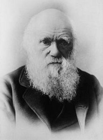 Fallecimiento de Charles Darwin