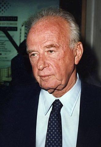Assasinio di Rabin