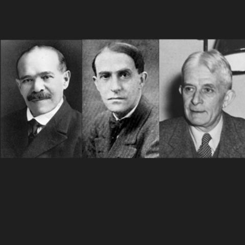 German Psychologists