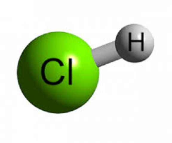 acido clorhídrico