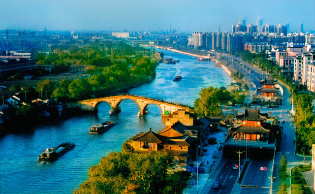 14.2: China: MODERN DAY EVENT: The Grand Canal