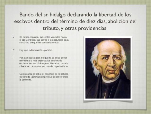 Bando de Hidalgo
