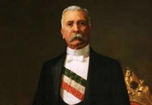 Porfiriato 1870-1910