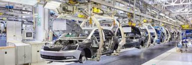 Industria Automotomotriz