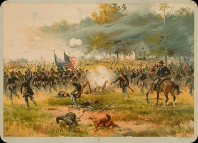 Battle of Anitietam