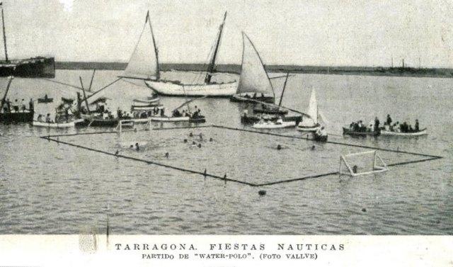 Popularización  del Waterpolo