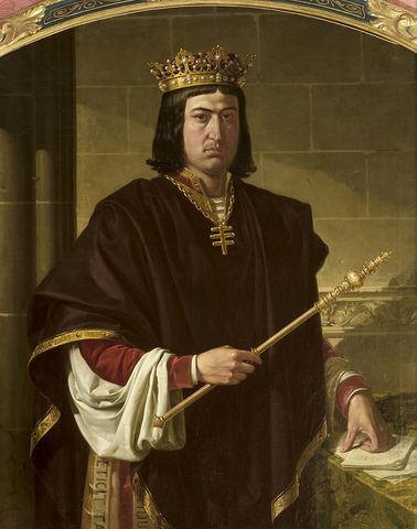 Mort de Fernando el Catòlic