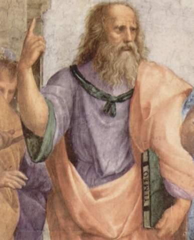 a. C. Platón