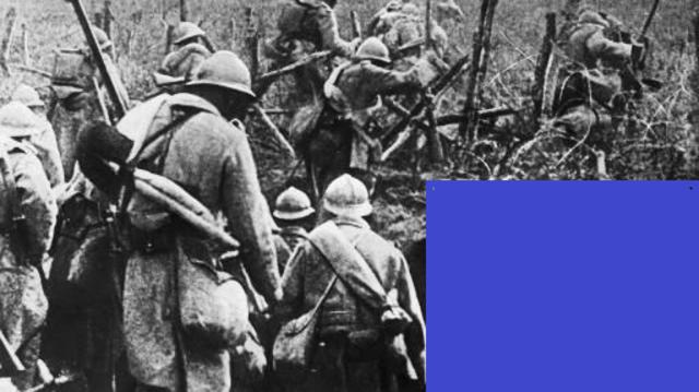 Derrotas rusas frente a Alemania (batallas de Tarnov, Gorizia)
