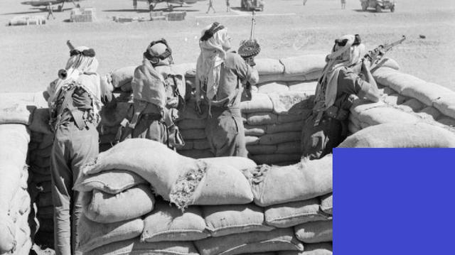Inicio de la revuelta árabe contra el Imperio Otomano, fomentada por los británicos