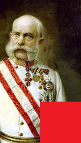 Muere el último emperador austrohúngaro, Francisco José I.