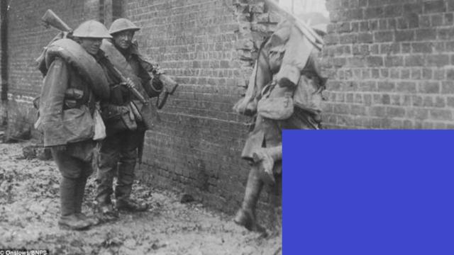 Contraofensiva victoriosa de los Aliados en Villers-Cotterets (85 kilómetros de París)