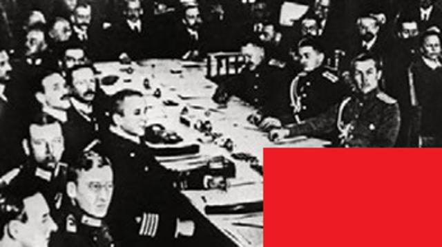 El Imperio Otomano firma un armisticio
