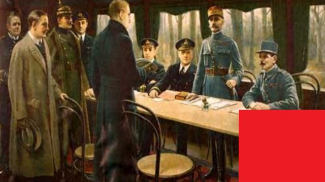 El Imperio Austrohúngaro firma un armisticio
