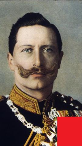Abdica el emperador de Alemania, Guillermo II. Importantes manifestaciones en Berlín.