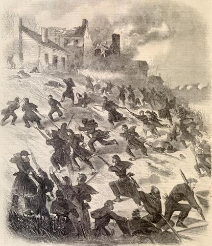 Battle of Fredericksburg***