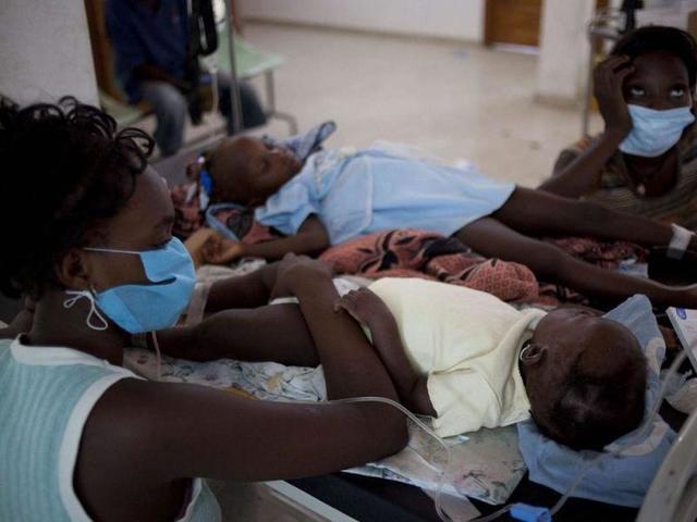 INFORME SOBRE LO OCURRIDO EN HAITÍ