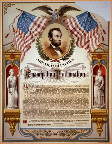 Emancipation Proclamation***
