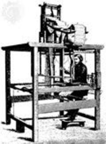 El telar automático