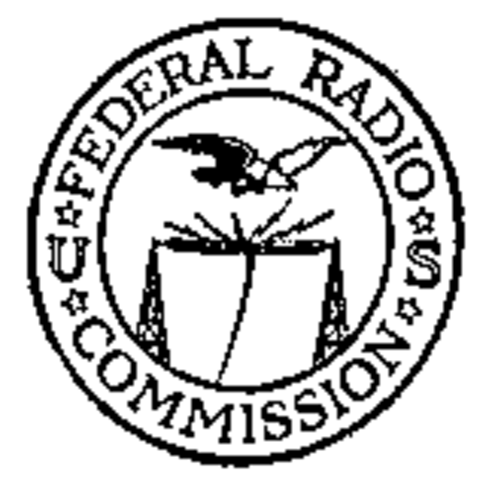 First Regulation of Airwaves