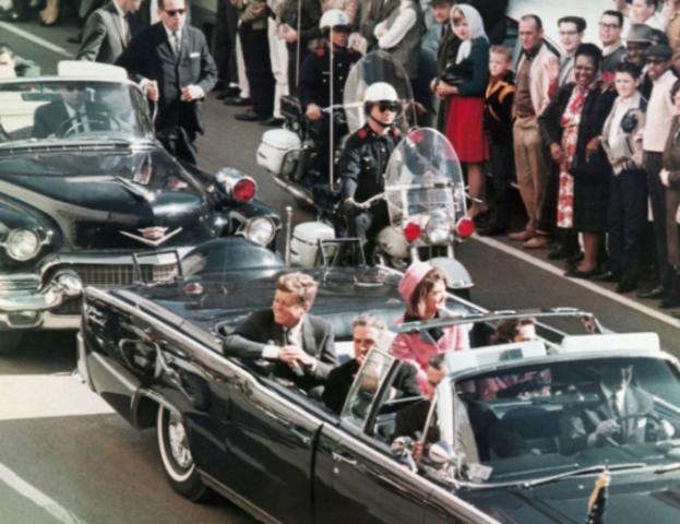 John Kennedy was assassinated