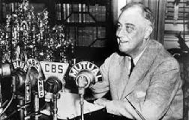 Franklin D. Roosevelt Fireside Chats