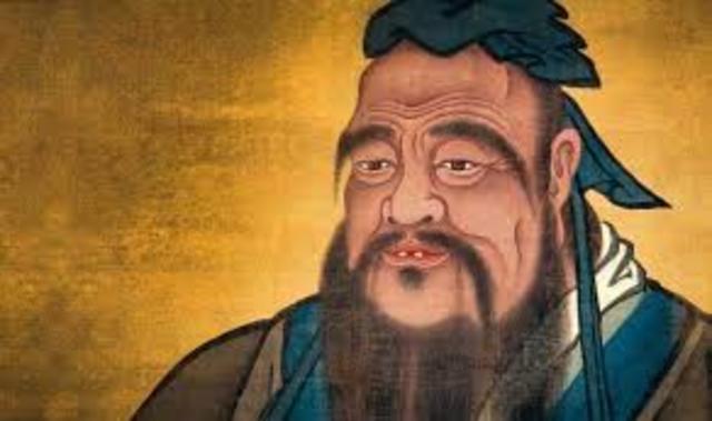Confucio (Siglo VI a.C.)