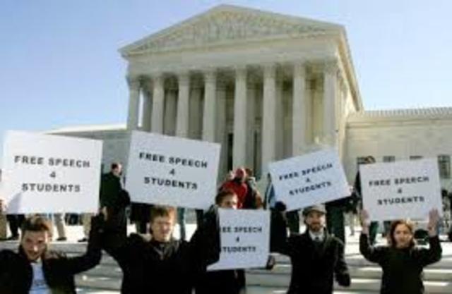 Morse vs Frederick US Supreme Court