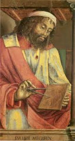 Euclides (Siglo IV- Siglo III a.C.)