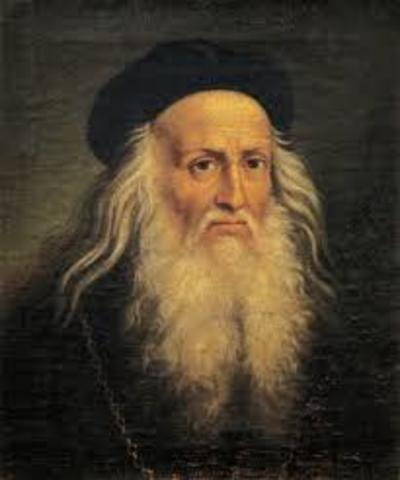 Leonardo Da Vinci (Siglo XV)