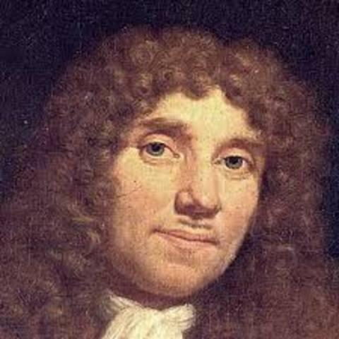 Antonie Van Leeuwenhoek (1674)