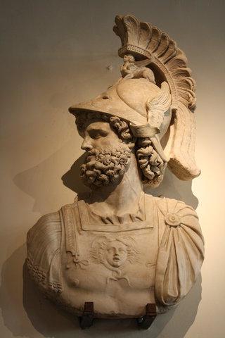 Greek and Roman understanding of Mars
