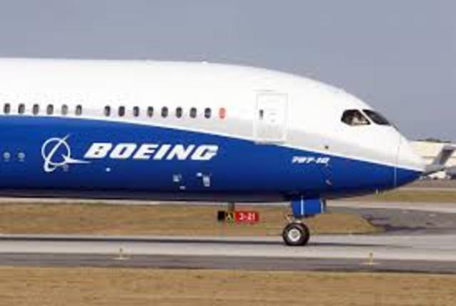 Teoría actual Boeing 2/2