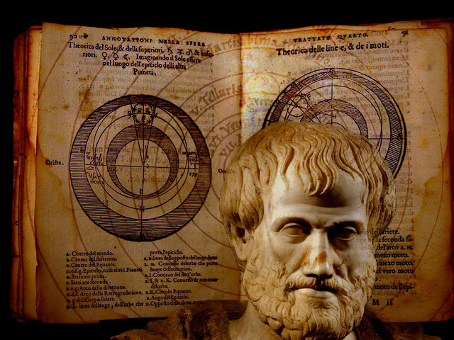 Aristotle Theory about the Mars.