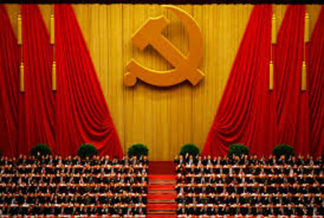 Communist Party of China (CCP) founded