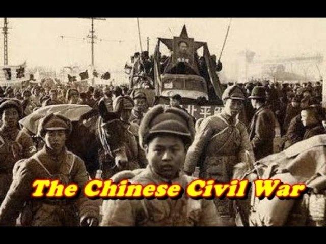 Chinese Civil War begins