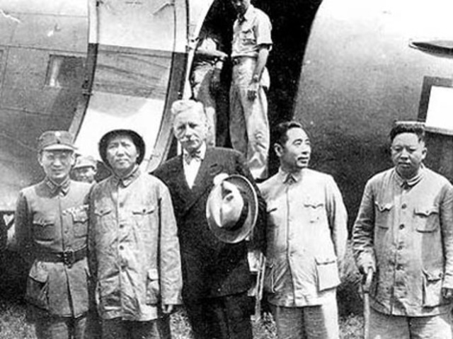 First United front established between the GMD and the CCP