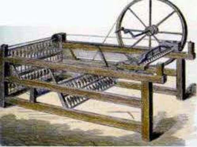 Maquina Lanzadera volante