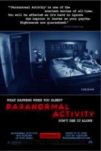 paranormal activily 2
