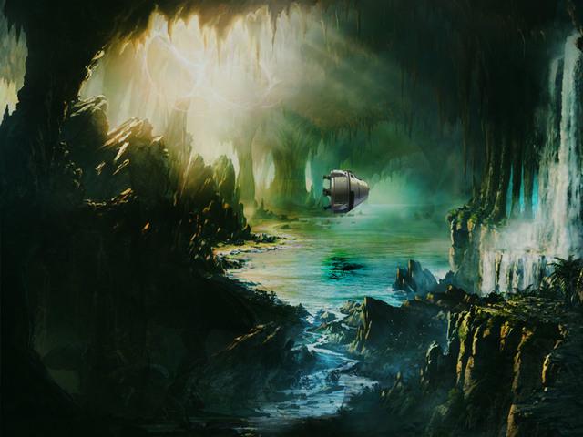 The Underworld in Olympus Mons