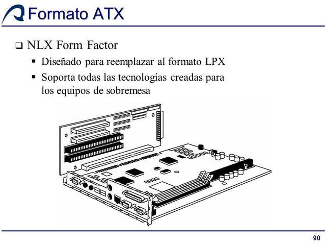 LPX Y EL NLX (Modelo)