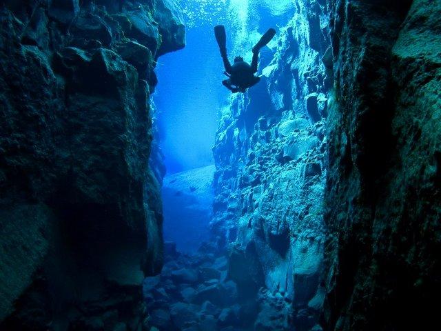the Underworld Ocean