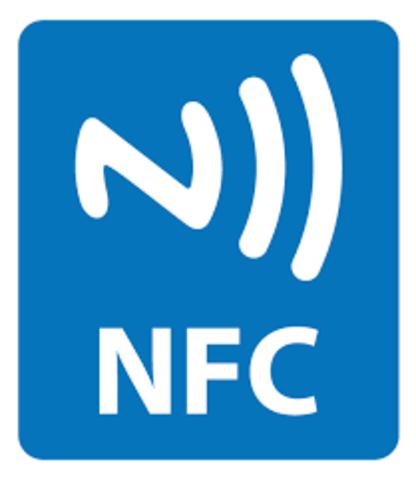 étiquettes NFC