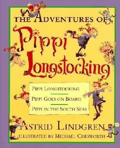 Pippi Longstocking and The Boxcar Children