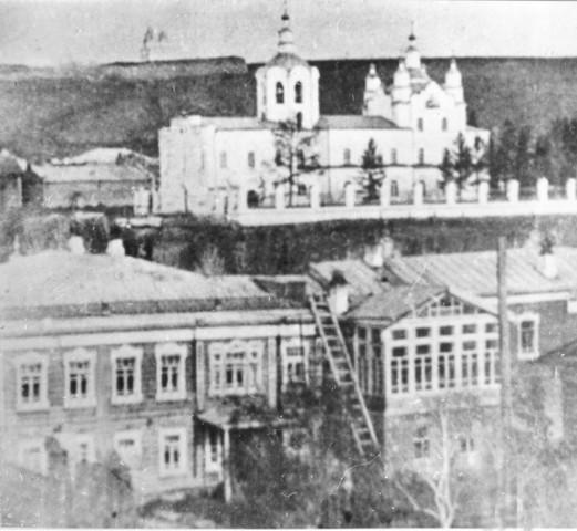 Открытие первой больницы