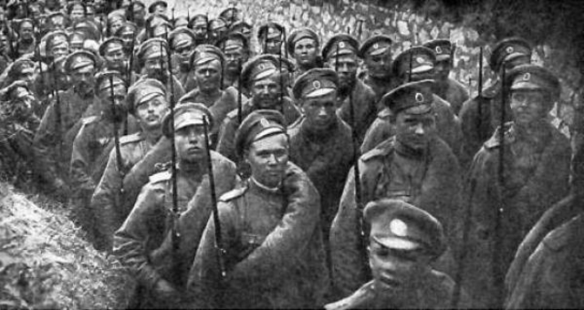 Восстание солдат Кузнецкого гарнизона