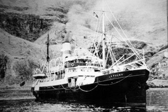 Transportes del Siglo XX ( Barco )